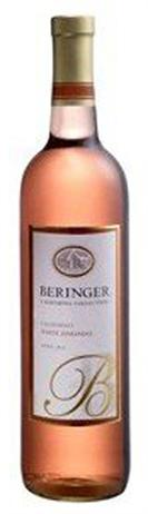 Beringer Vineyards White Zinfandel
